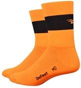 """Defeet Aireator 5"""" Team DeFeet Socks"""