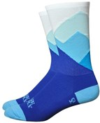 "Defeet Aireator 6"" Ridge Supply Socks"