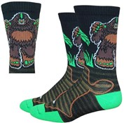 "Defeet Levitator Trail 6"" Rib Cuff Socks"