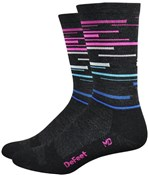 "Defeet Wooleator 6"" DNA Socks"