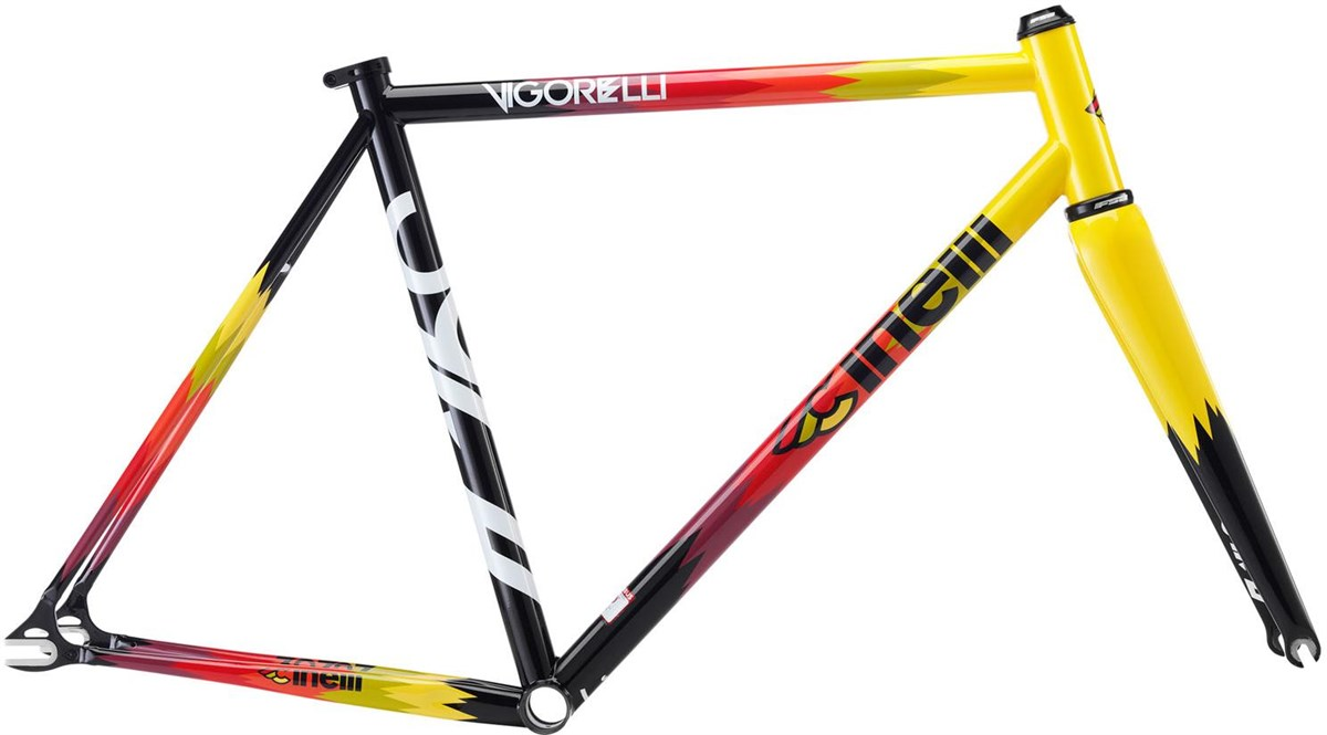 Cinelli Vigorelli Steel Track Frameset | Track