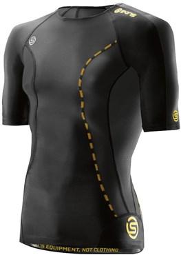 Skins DNAmic Short Sleeve Compression Top