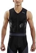 Skins DNAmic Triathlon Sleeveless Compression Top