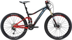 "Liv Embolden 2 27.5"" Womens - Nearly New - M 2018 - Trail Full Suspension MTB Bike"