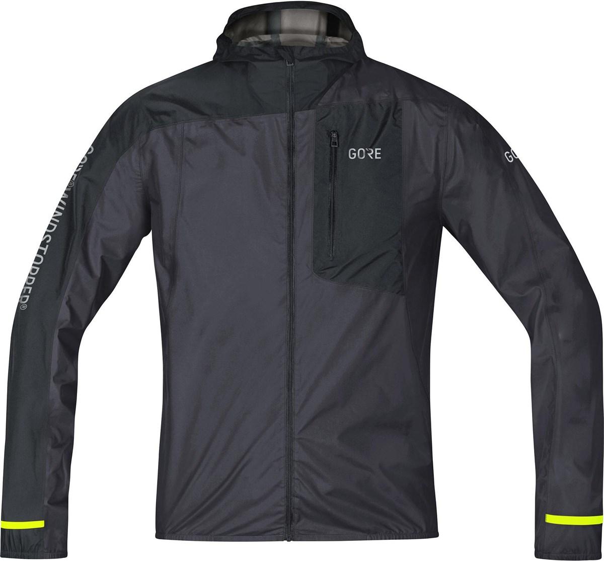 Gore R7 Windstopper Light Hooded Jacket   Jackets