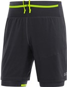 Gore R7 2in1 Shorts