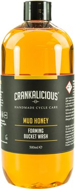 Crankalicious Mud Honey Foaming Bucket Wash / Bike Cleaner