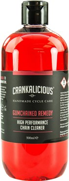 Crankalicious Gumchained Remedy Chain Cleaner