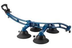 SeaSucker Komodo 1-Bike Carrier Mount Rack For Sports Cars/Convertibles