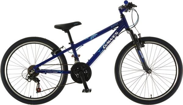 Dawes Bullet HT 24w 2018 - Junior Bike | City-cykler
