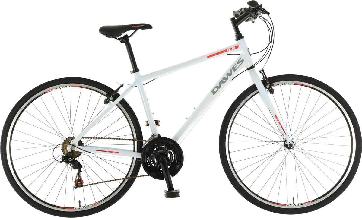 Dawes Discovery 101 2019 - Hybrid Sports Bike | City-cykler