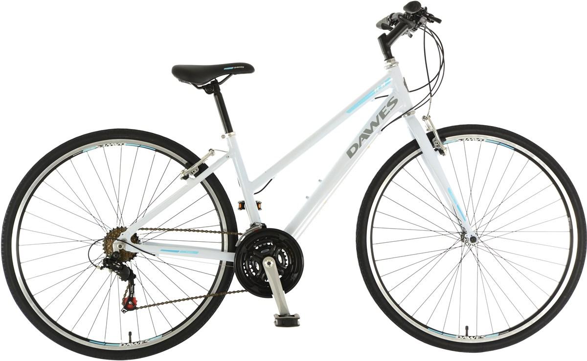 Dawes Discovery 101 Low Step Womens 2019 - Hybrid Sports Bike   City