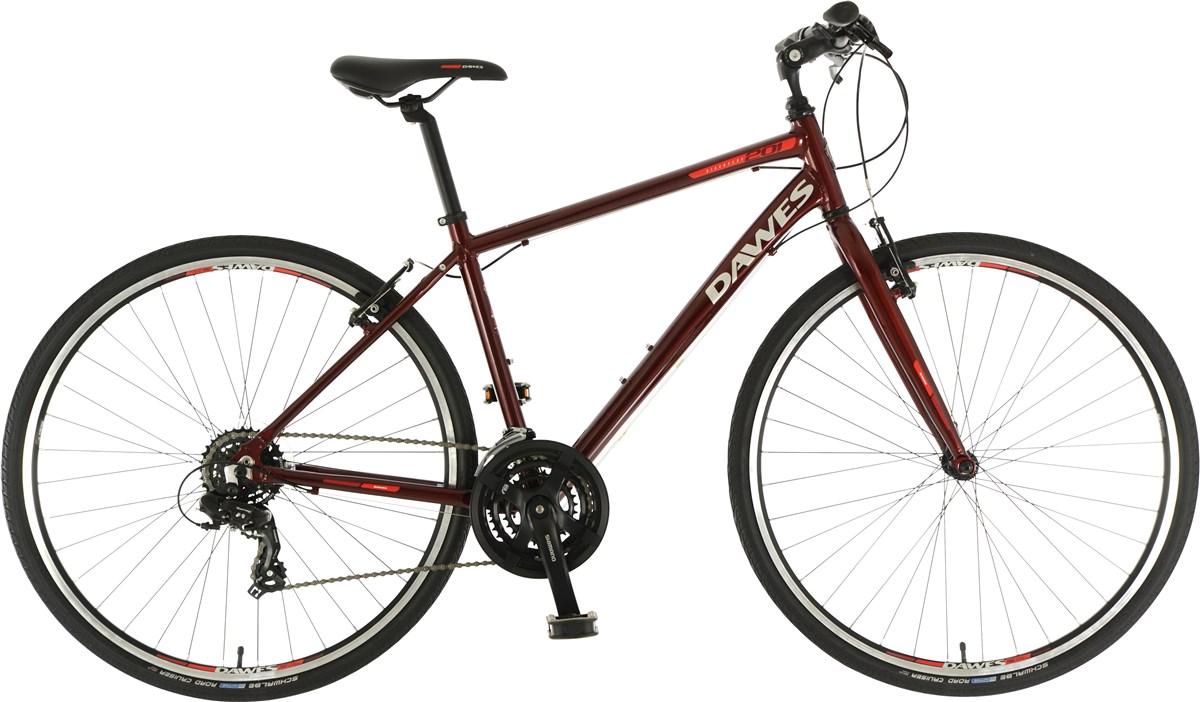 Dawes Discovery 201 2019 - Hybrid Sports Bike   City