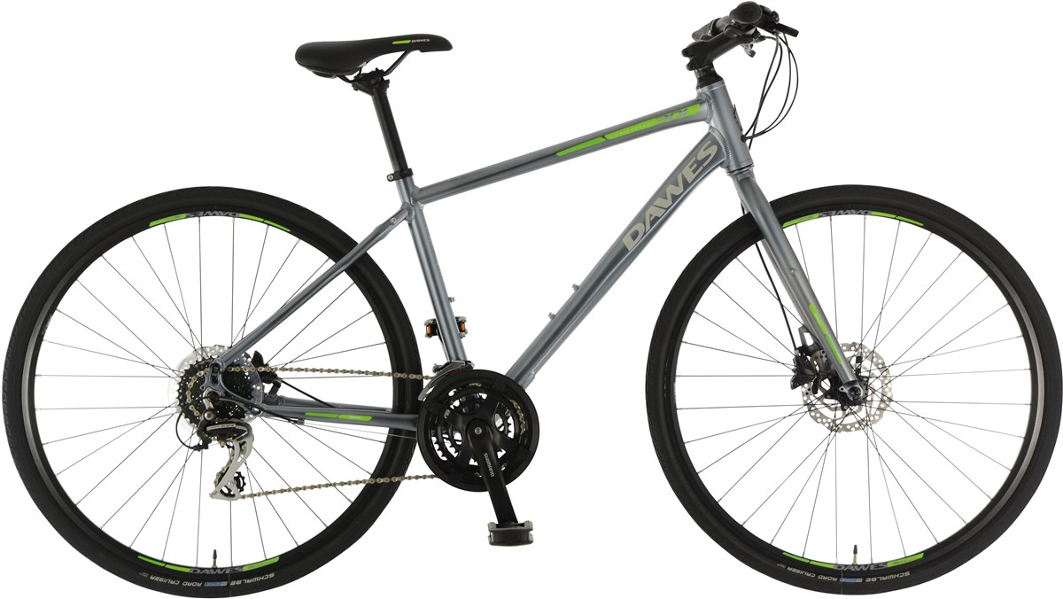 Dawes Discovery 301 2019 - Hybrid Sports Bike   City