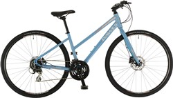 Dawes Discovery 301 Low Step Womens 2019 - Hybrid Sports Bike