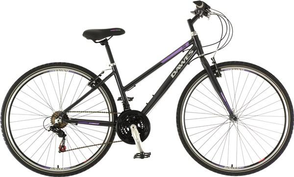Dawes Discovery Trail Low Step Womens 2019 - Hybrid Sports Bike | City