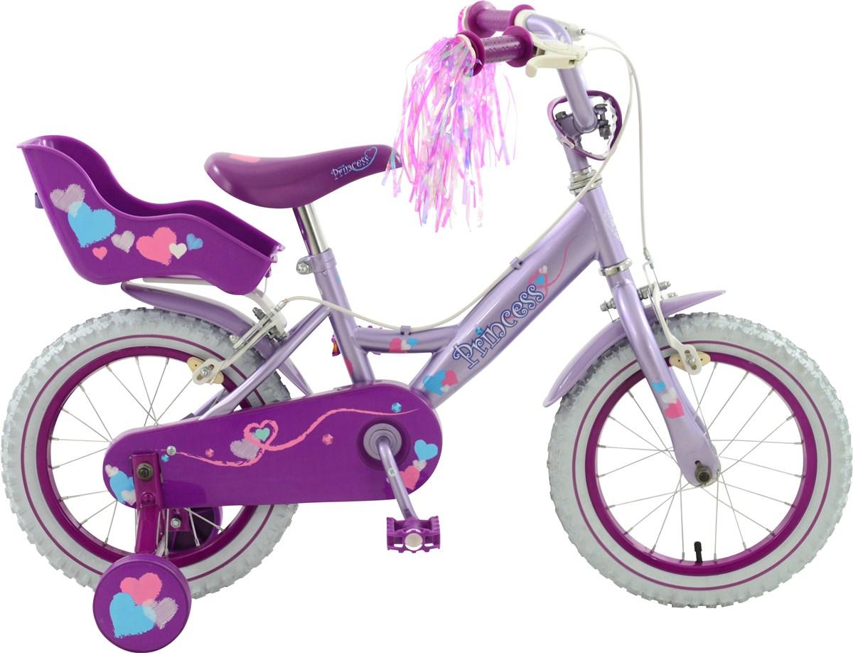 Dawes Princess 14w Girls 2019 - Kids Bike | City-cykler