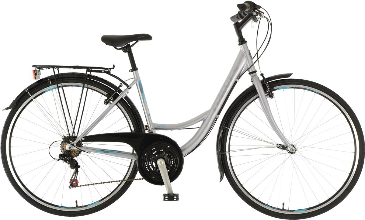 Dawes Sahara Low Step Womens 2019 - Hybrid Classic Bike | City-cykler