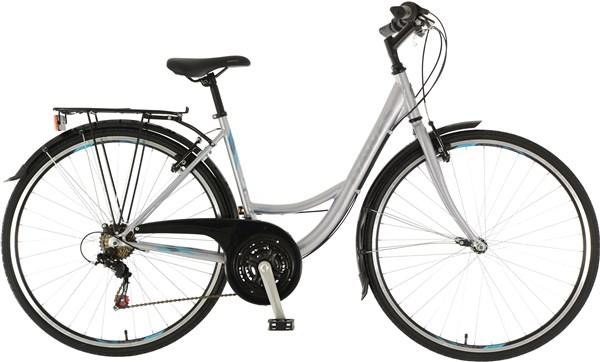 Dawes Sahara Low Step Womens 2018 - Hybrid Classic Bike