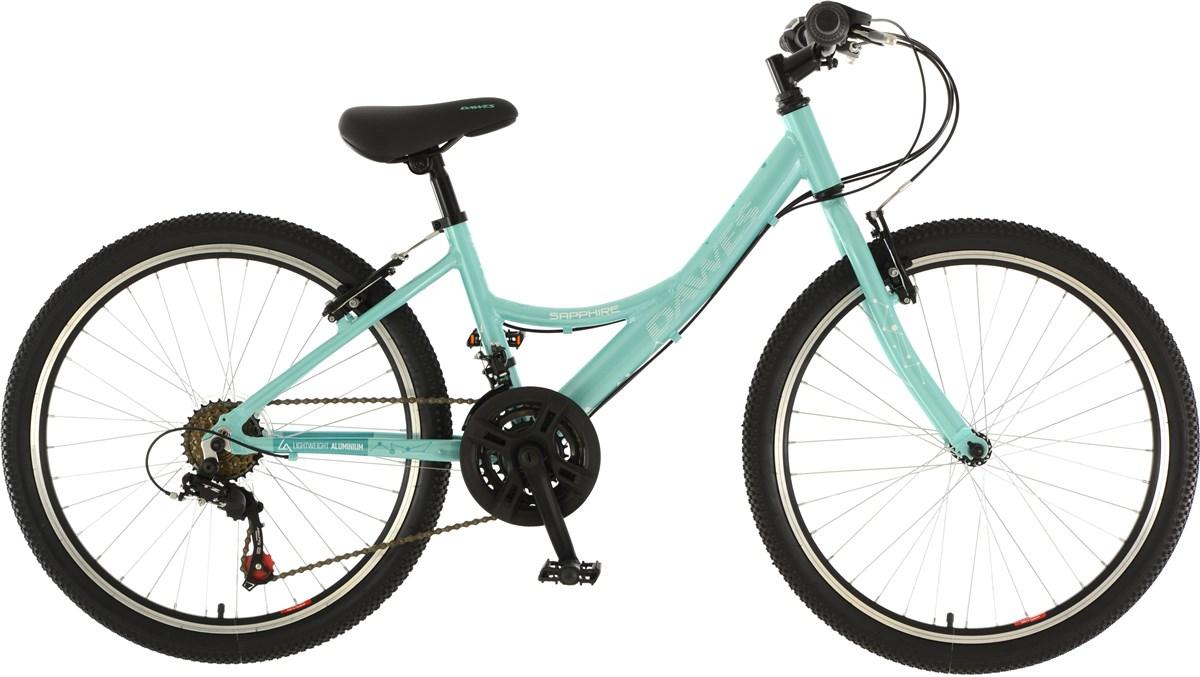 Dawes Sapphire 24w Girls 2019 - Junior Bike | City-cykler
