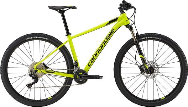 Cannondale Trail 4 29er - Nearly New - XL Mountain Bike 2018 -   Mountainbikes