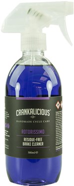 Crankalicious Rotorissimo Brake Cleaner