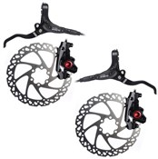Product image for Clarks M2 Hydraulic Front and Rear Brakeset with Mounts and Bolts
