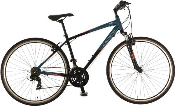 Claud Butler EXP 1.0 2018 - Hybrid Sports Bike | City-cykler