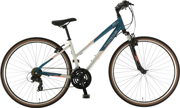 Claud Butler EXP 1.0 Low Step Womens 2018 - Hybrid Sports Bike