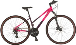 Product image for Claud Butler EXP 2.0 Low Step Womens 2018 - Hybrid Sports Bike