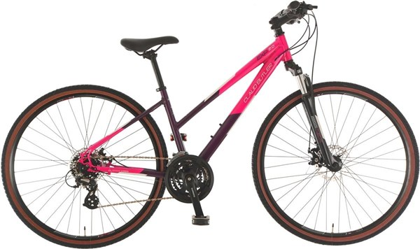 Claud Butler EXP 2.0 Low Step Womens 2018 - Hybrid Sports Bike