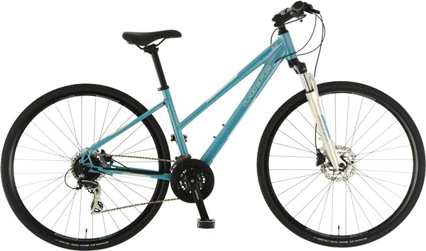 Claud Butler EXP 3.0 Low Step Womens 2018 - Hybrid Sports Bike