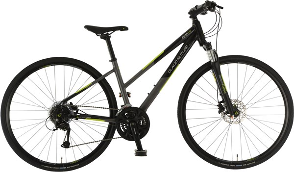 Claud Butler EXP 4.0 Low Step Womens 2018 - Hybrid Sports Bike