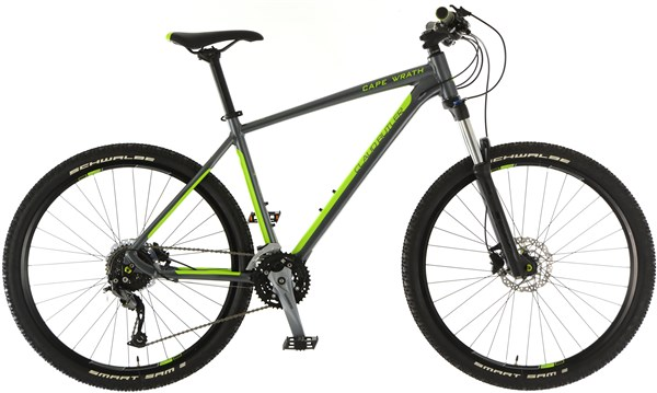 "Claud Butler Cape Wrath 27.5"" Mountain Bike 2018 - Hardtail MTB"