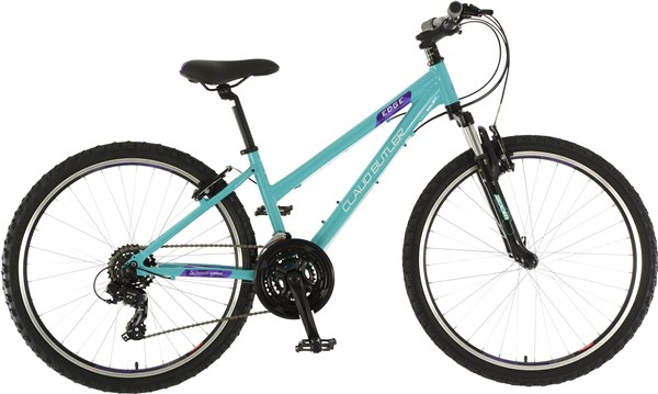"Claud Butler Edge HT Low Step 26"" Womens Mountain Bike 2018 - Hardtail MTB 