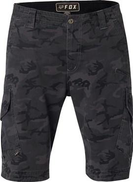 Fox Clothing Slambozo Camo Cargo Shorts