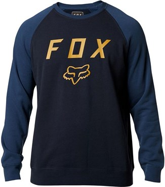 Fox Clothing Legacy Crew Pullover Fleece