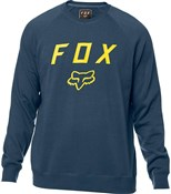 Fox Clothing Legacy Crew Fleece Pullover
