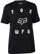 Fox Clothing Wide Fn Open Short Sleeve Tech Tee
