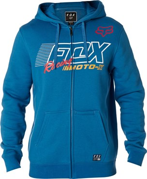 Fox Clothing Flection Zip Fleece / Hoodie SS18