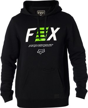 Fox Clothing Fox Pro Circuit Pullover Fleece / Hoodie