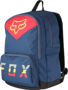 Fox Clothing Smoke Blower Lock Up Backpack