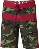 Fox Clothing Camouflage Moth Boardshorts