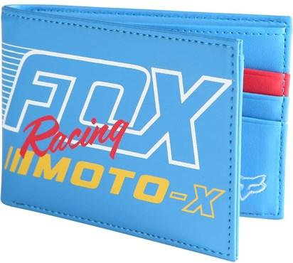 Fox Clothing Flection Pu Wallet