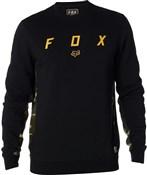 Fox Clothing Harken Crew Fleece