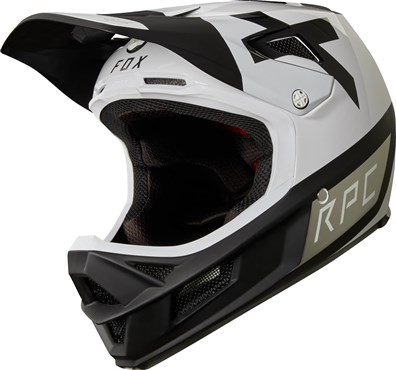 Fox Clothing Rampage Pro Carbon Preest Full Face MTB Helmet | Hjelme