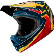Fox Clothing Rampage Pro Carbon Kustm Full Face MTB Helmet