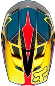 Fox Clothing Rampage Pro Carbon Kustm Full Face MTB Helmet
