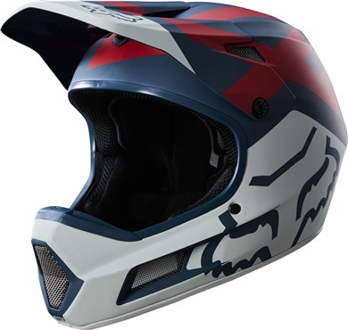 Fox Clothing Rampage Comp Preme Full Face MTB Helmet