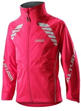 b937c1d9c Altura Night Vision Childrenz Waterproof Cycling Jacket SS17 - Out ...